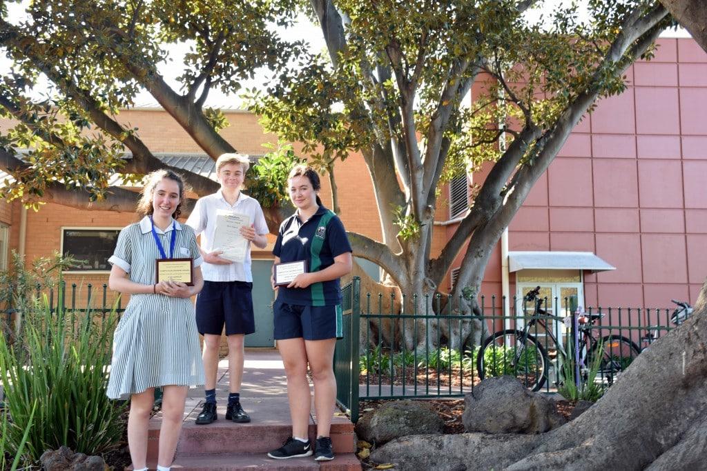 Top honours for St Leonard's debaters