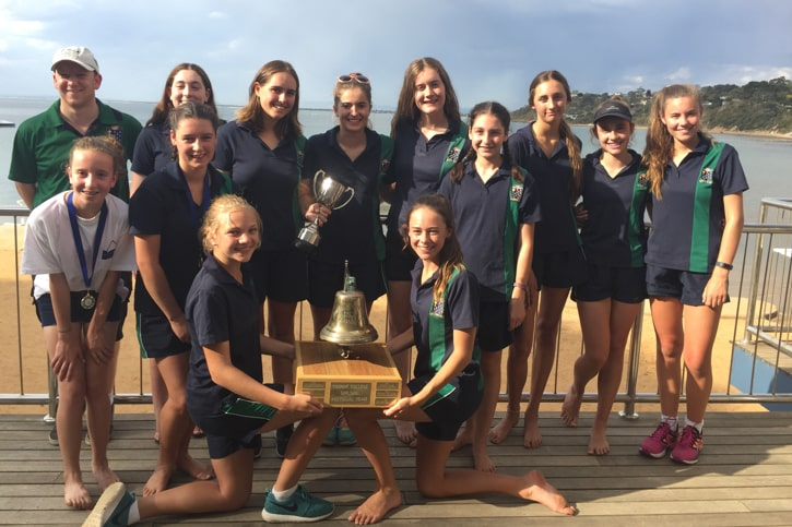 Sailing Success for St Leonard's Girls