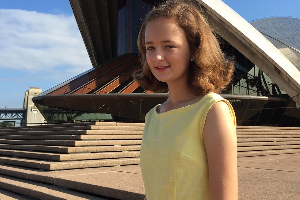 Year 8 student wins Opera House Fanfare Competition