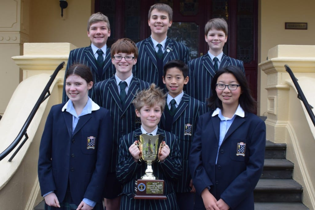 Two national titles for St Leonard's at the da Vinci Decathlon