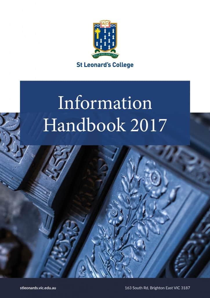 Information Handbook 2017