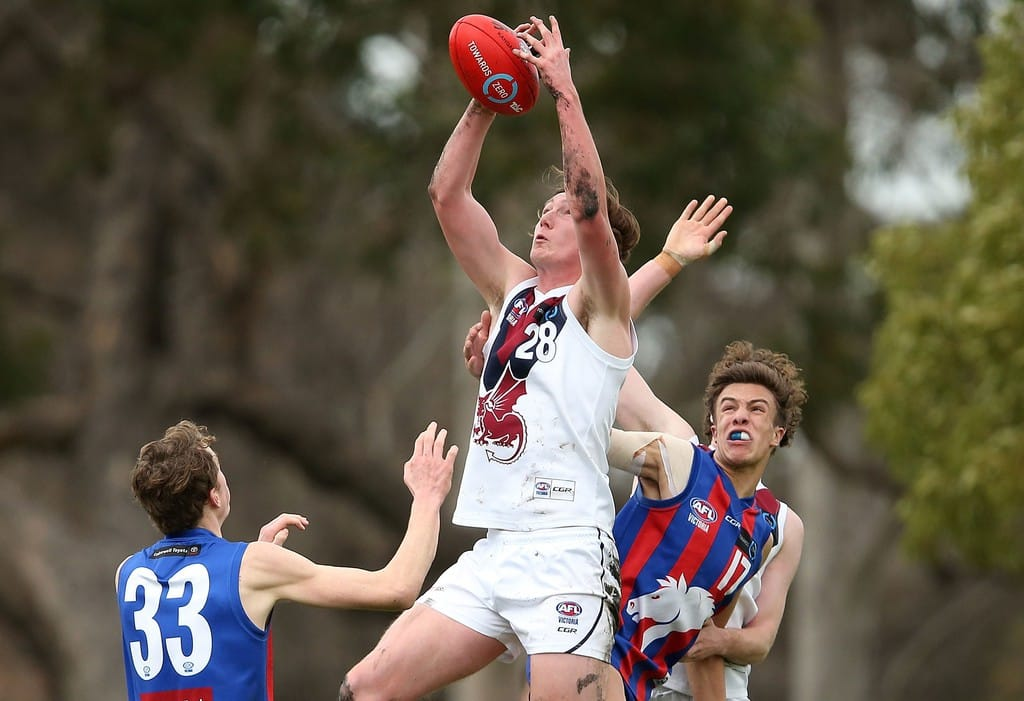 Lachlan drafted to Melbourne Football Club