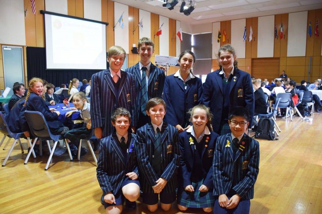 Two top honours at da Vinci Decathlon