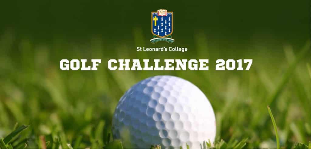 Golf Challenge 2017 Banner