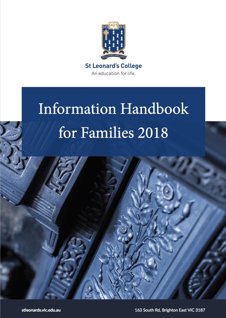Information Handbook 2018