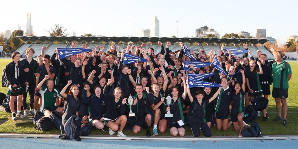 2018 ACS Athletics Victory!