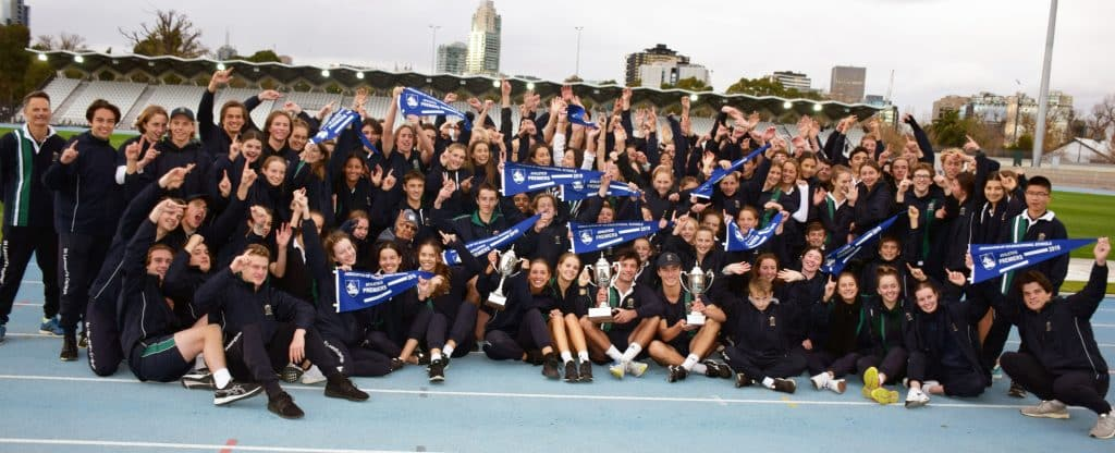 ACS Athletics Champions – Again! <br> By Tony Kiers, Head of Sport