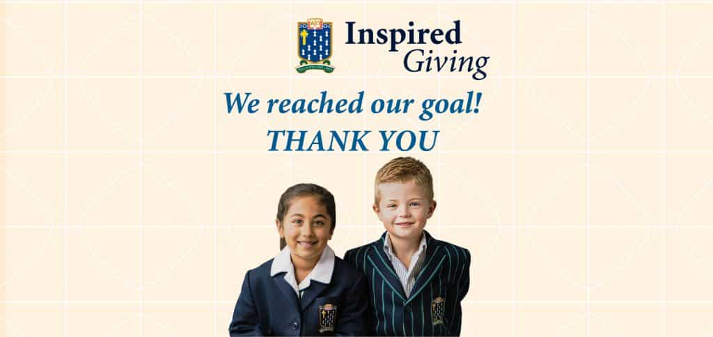 Inspired Giving – Community Fundraising Success
