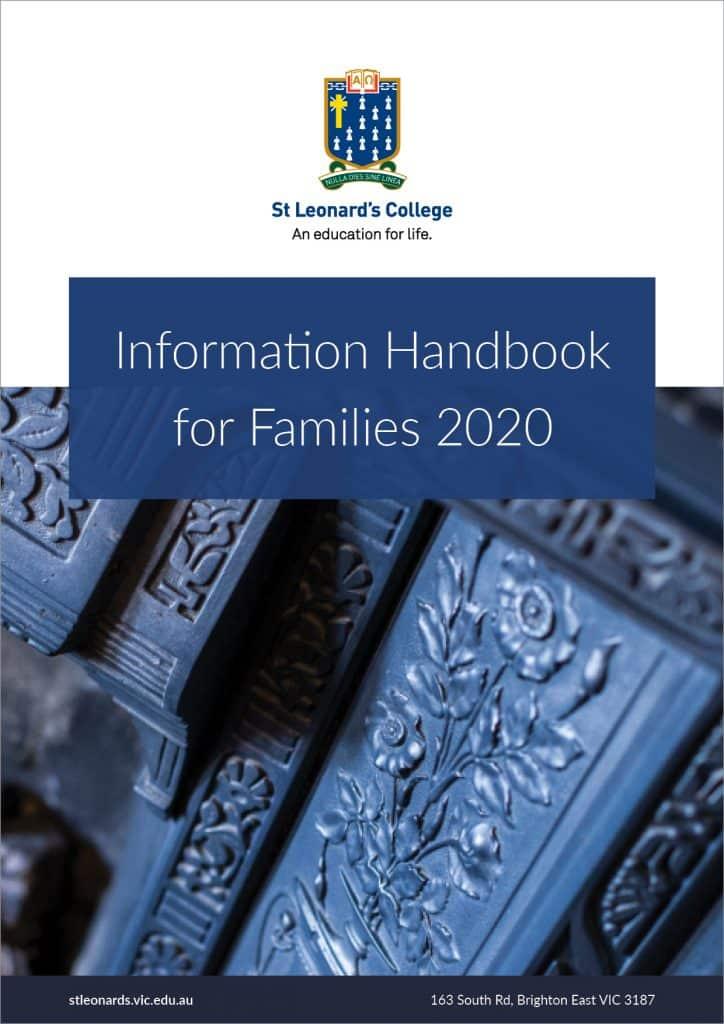 Information Handbook 2020