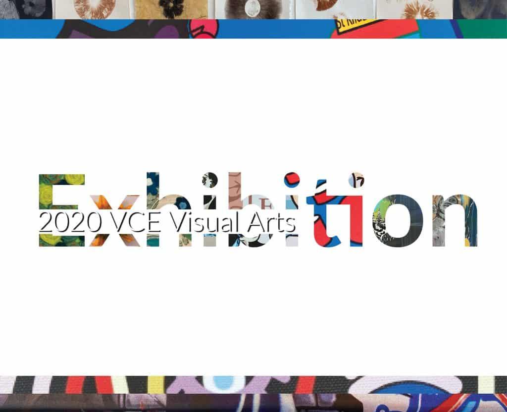Online VCE Visual Arts Exhibition