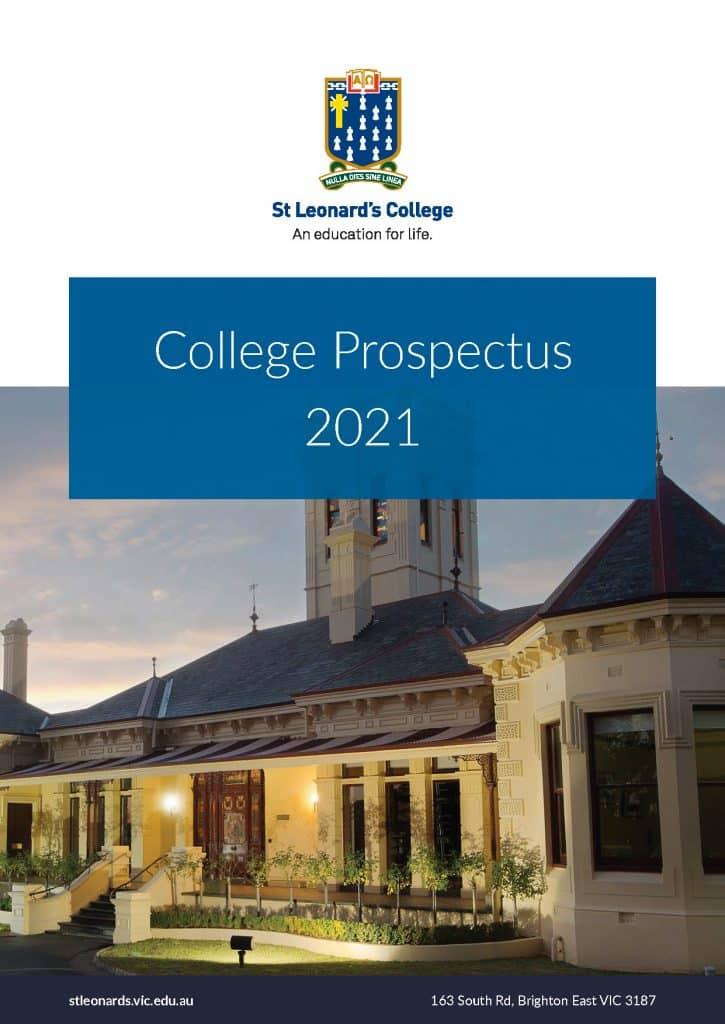 College Prospectus 2021